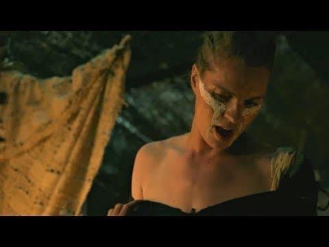 Vikings: Björn & Gunnhild Make A Child 5x20 [Season 5b Love Scene] (HD)#LOWI