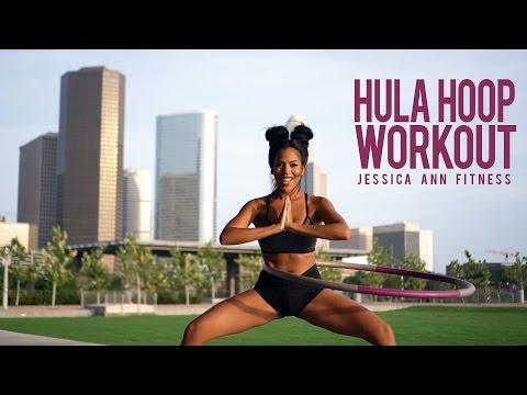 Hula Hoop Dance Workout by Jessica Ann