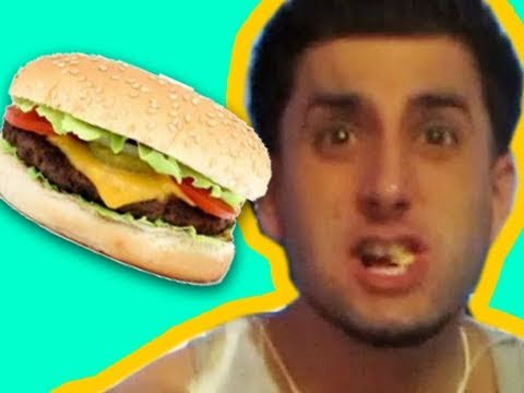 Eating Expired Burger (Prank) - PRANKVSPRANK