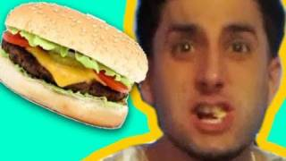 Eating Expired Burger Prank - PRANKVSPRANK