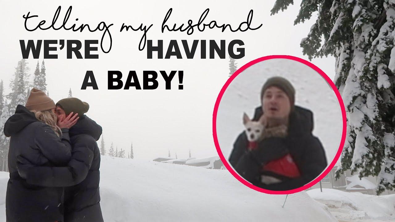 Telling my Husband I'm Pregnant