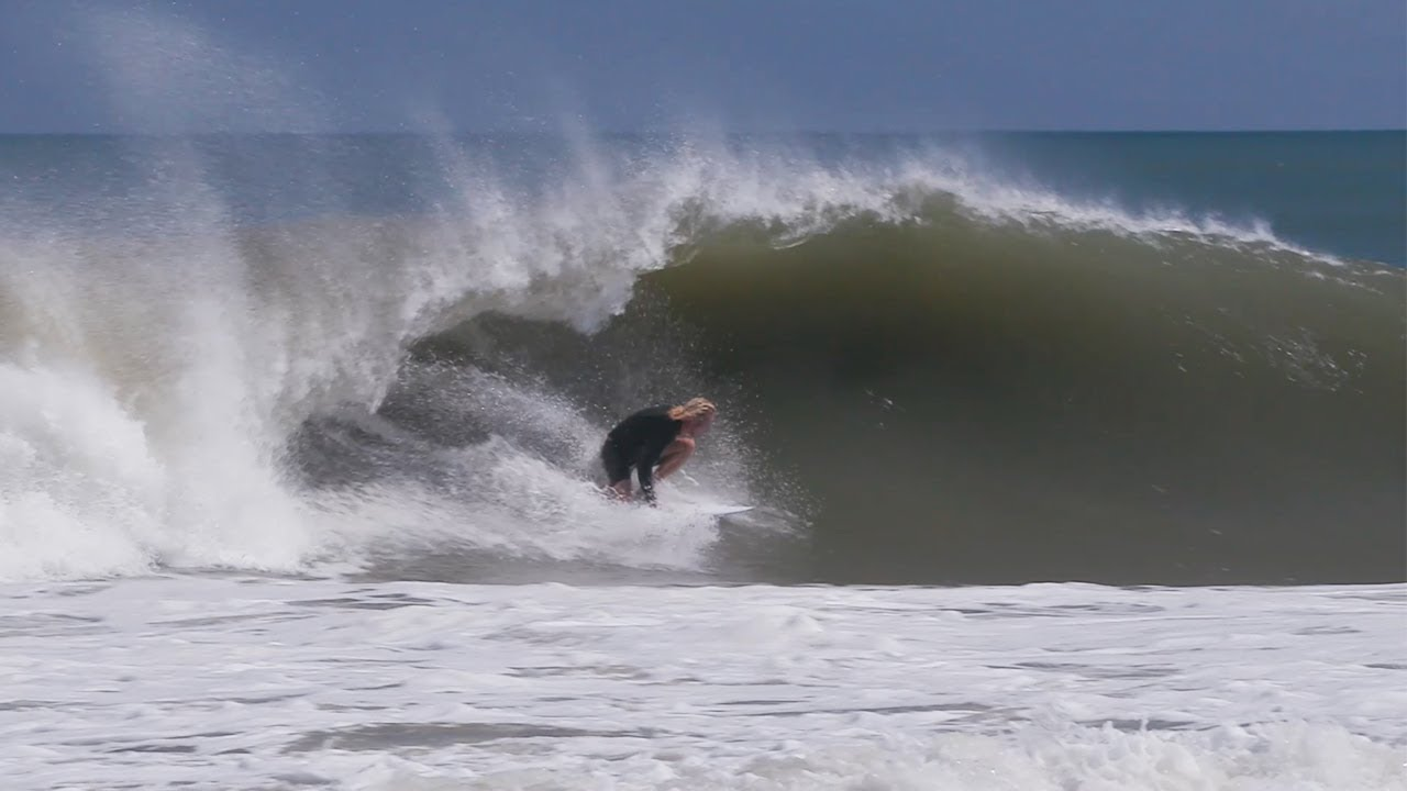 Pumping Surf on the East Coast USA