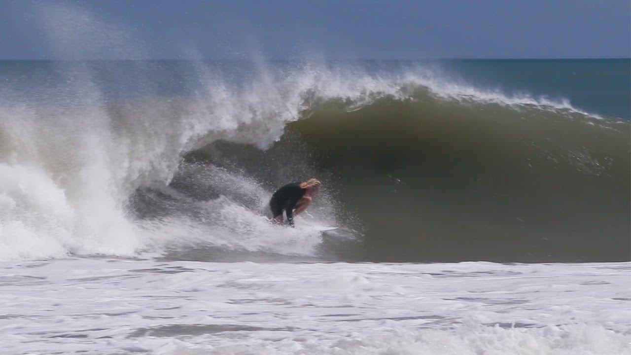 Pumping Surf on the East Coast USA