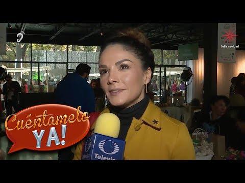 Rossana Nájera se integra a las filas de Televisa   Cuéntamelo YA!