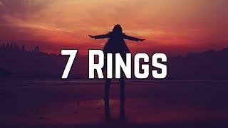 Ariana Grande - 7 Rings (Remix) ft. 2 Chainz (Clean Lyrics) Video