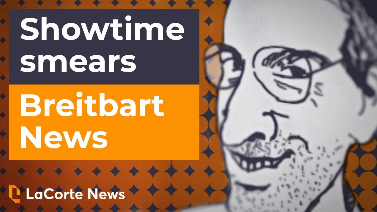 Ken LaCorte: Showtime Displayed Antisemitic Hoax Cartoon to Smear
