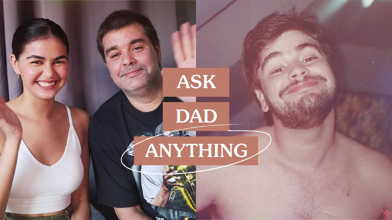 Ask Dad Anything! A Q&A with Monching Gutierrez 👨‍👧 | Janine Gutierrez