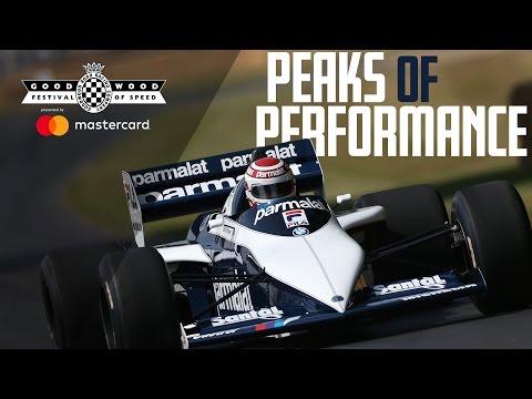 Peaks of Performance: Motorsport's Game-Changers | FOS 2017
