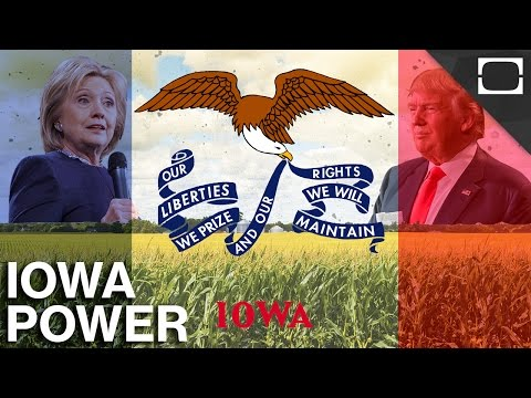 How Powerful Is Iowa?