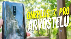 OnePlus 7 Pro Arvostelu - MARKKINOIDEN PARAS 700€ PUHELIN!