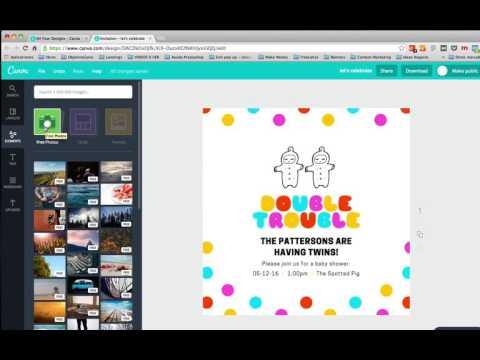 Cómo Hacer Invitaciones De Cumpleaños Online Gratis