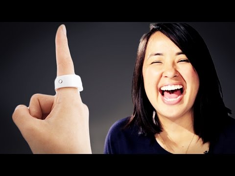Thumbnail: People Try A Smart Ring That Controls Your Phone