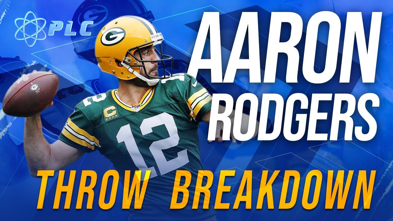 Aaron Rodgers Throw Breakdown