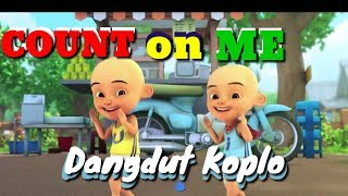 Count on me versi dangdut koplo