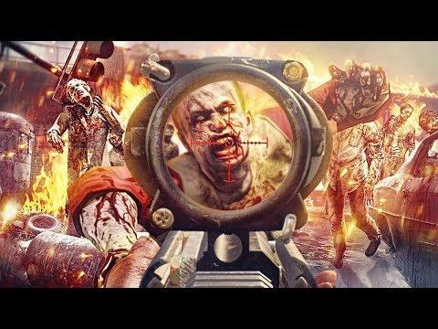 ZOMBIES OUTBREAK!! (The Walking Dead Game) thumbnail