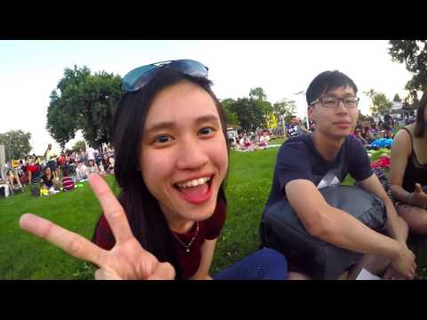Summer Work & Travel USA 2015 | USA | GoPro HERO 4 Silver | Travel | HD