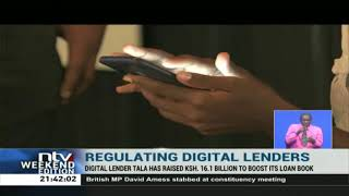 Digital lenders to receive six months period to register with CBK
