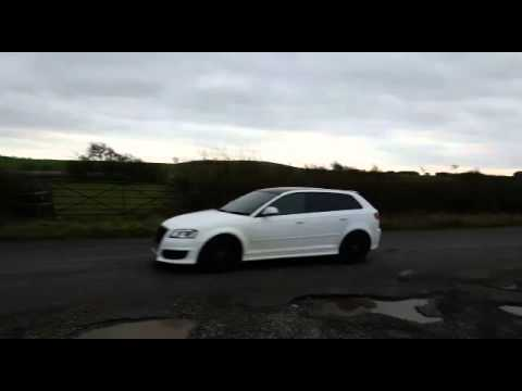 Audi S3 8p Sportback Flow Exhaust