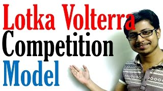 Lotka Volterra model   competition model and predator prey model with equation