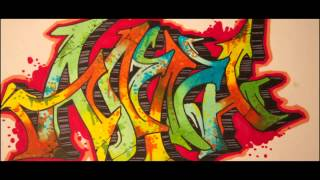 Wildstyle Graffiti drawing,