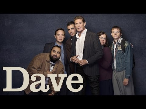 Hoff The Record Series 2 Trailer Starts 6th May On Dave