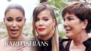 "Kardashians Break Down in Tears When Telling Crew ""KUWTK"" Is Ending 