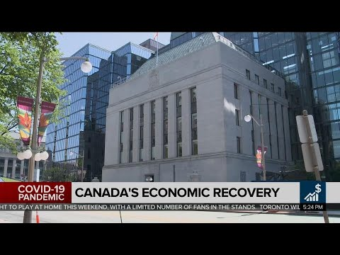 Business Report: Canada's economic outlook downgraded