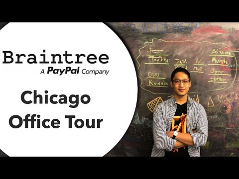 What Does A Tech Office Look Like? (Braintree Chicago Office Tour)