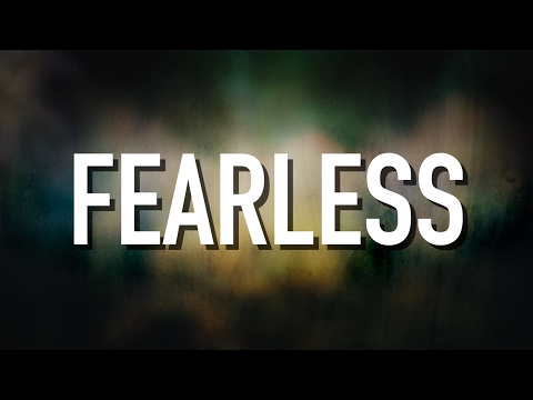 Fearless - [Lyric Video] Jasmine Murray