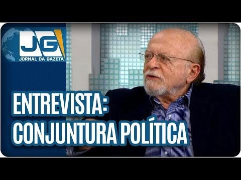 Maria Lydia entrevista Alberto Goldman, vice-pres. nacional do PSDB, sobre a conjuntura política