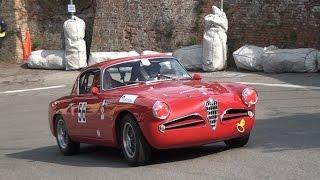 Amante Francesco | Alfa Romeo 1900 Css | Bologna - San Luca 2017 | Onboard Prova 3