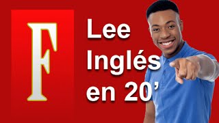 1 - Aprende a Leer Inglés en 20 Minutos - Aun si nunca leiste Inglés antes!!