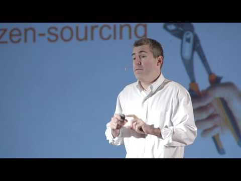 Doing Government Differently to Accelerate Innovation | Richard Culatta | TEDxProvidence