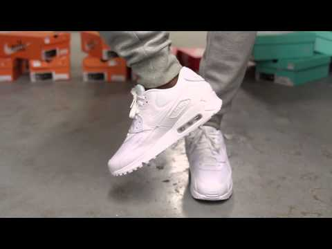 Nike Air Max Essential White White Unboxing At Exclucity
