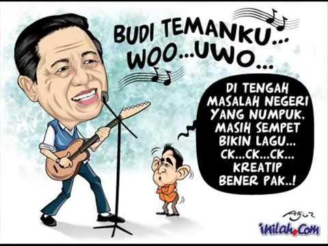 Serikat pengamen Indonesia lagu kritikan lucu untuk
