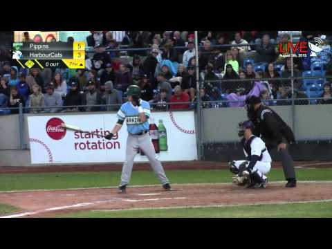 Yakima Valley Pippins vs Victoria HarbourCats | August 5th, 2015