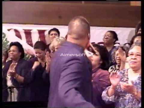 Medley-I Came To Glorify His Name/So Glad I'm Here/Glad To Be In the  Service-Carl Emerson, Director