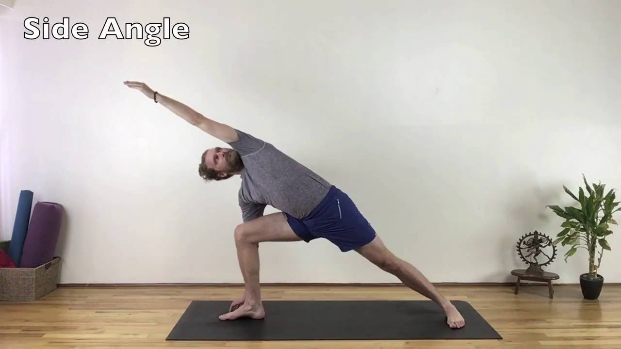 Bowspring Yoga Pose Names
