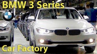 BMW 3 Series F30 Production (Munich, Germany) BMW Factory, BMW 3 Assembly Line