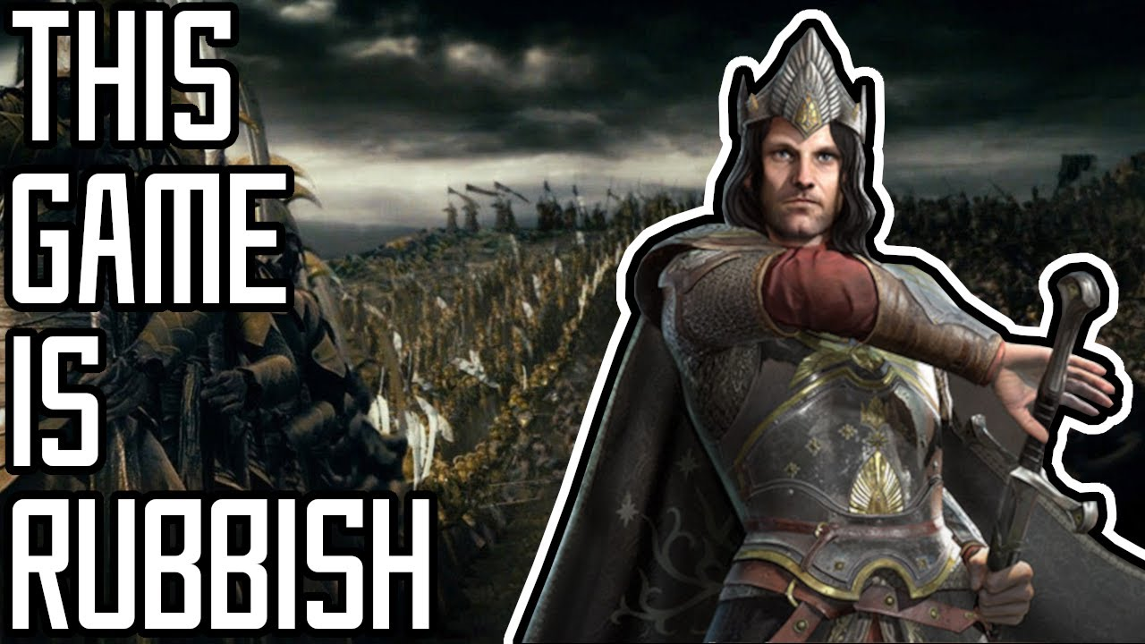 Download Lord of the Rings: Rise to War is Awful