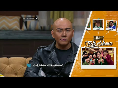 Andre dan Sule Merasa Dihipnotis Deddy Corbuzier - Ini Talk Show 6 Mei 2016