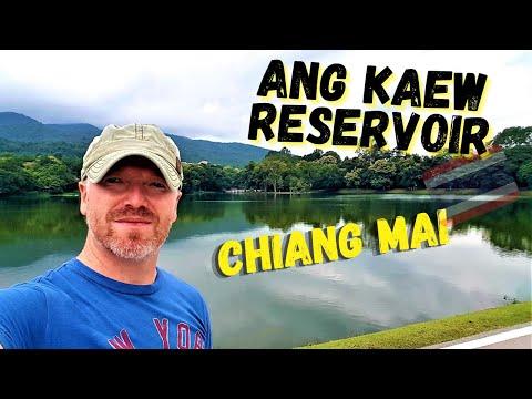 Chiang Mai University Thailand | Ang Kaew Reservoir