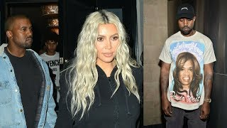 KIM KARDASHIAN tells THE TRUTH on WHY Kanye is NOT contributing to his mothers CHARITY Dondas House