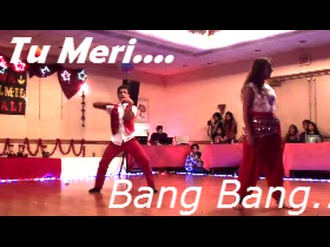 Tu Meri Bang Bang Dance Performance Video | Bollywood Dance | Hrithik Roshan