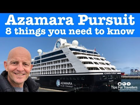 Azamara Pursuit Cruise Ship. 8 Things You Need To Know Before Cruising