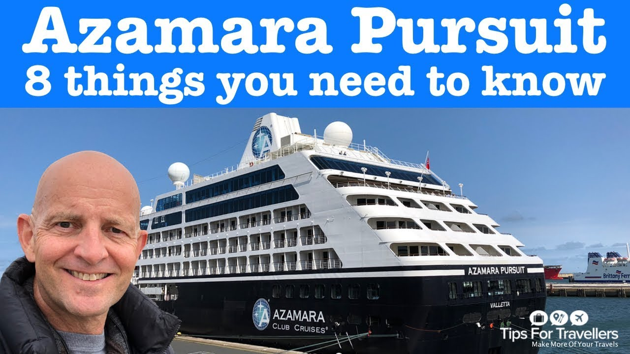Azamara Pursuit Cruise Ship  8 Things You Need To Know Before Cruising