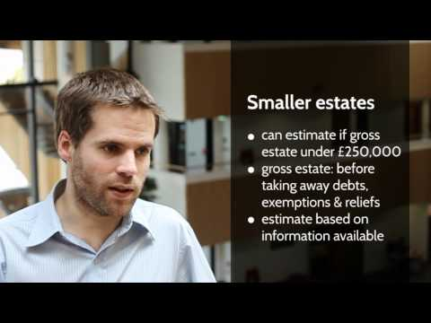 Valuing The Estate For Probate: Accurate Or Rough Figures?