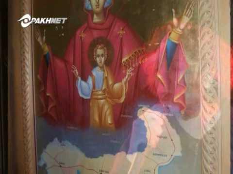 Ύμνος προς την Παναγία των<br />Θρακων με τον Πέτρο Γαϊτάνο