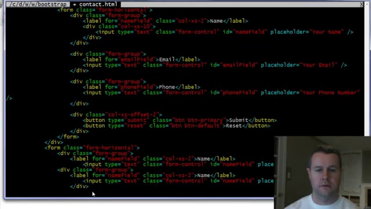bootstrap css tutorial pdf