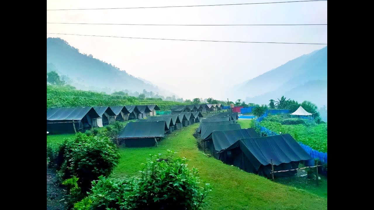 Village Serenity Camps Rishikesh | Village Serenity Camps Shivpuri | Camping In Rishikesh